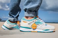 First Look At The Packer Shoes X Reebok Ventilator - Sneaker Freaker 748437c61