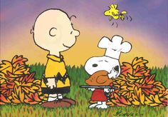 charliebrown thanksgiving