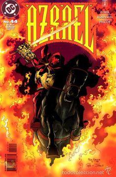 Azrael Vol 1 Batman Year One, The New Batman, Azrael Dc Comics, Dc One Million, Angel Of Vengeance, Batgirl Cassandra Cain, Robin, Comic Art, Comic Books