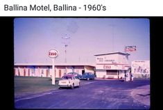 Motel, 1960s