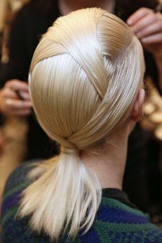#ponytail #hair