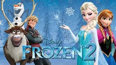 "Disney""s ""Frozen 2"" Teaser Trailer"