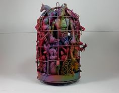 "Check out new work on my @Behance portfolio: ""Monsters in the cage"" http://be.net/gallery/57049851/Monsters-in-the-cage"