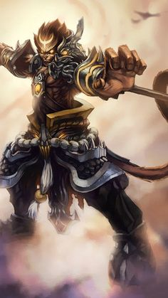 Wukong boss status
