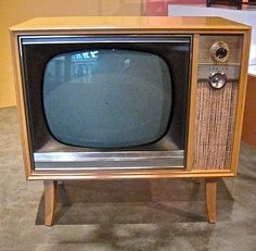 Image detail for -console television antique