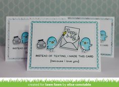 the Lawn Fawn blog: Lawn Fawn Intro: Love Letters, Happy Mail