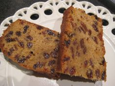 Delicious sultana cake kids and adults  will love
