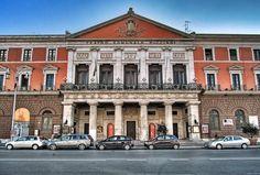 Teatro piccinni, bari - corso vittorio emanuele, by Paolo Margari Bari, Puglia Italy, Pure Beauty, Amalfi, Old Town, Beautiful Places, Florida, Pure Products, Mansions