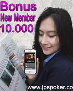 23 Ide J P S Poker Bonus Newmember 10 000 Poker Beri Persamaan