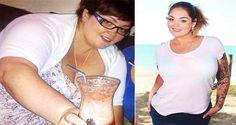 Mujeres de diferentes edades, procedencia y peso, que se les dio un vaso de este jugo sobreuna base diaria durante dos meses