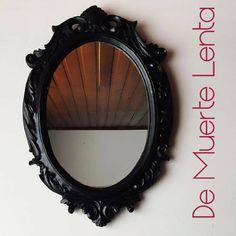#DeMuerteLenta #Ceramic #Mirror #Blacmirror Ceramics, Mirror, Furniture, Home Decor, Ceramica, Homemade Home Decor, Mirrors, Ceramic Art, Home Furnishings