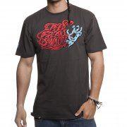 Camiseta Santa Cruz: Speed Freak Vintage Black BK