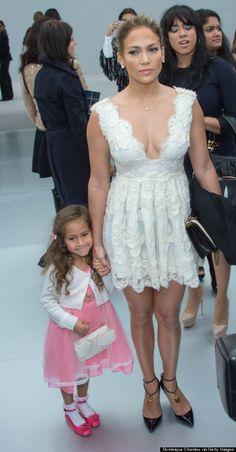 Jennifer Lopez & daughter Emme