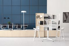 Locale - Office Furniture System - Herman Miller