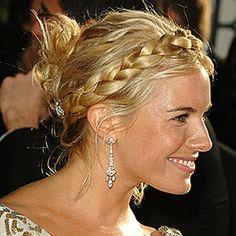 Peinados estilo griego - yolandamiro.com