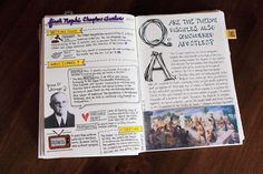 Scripture Journaling: Sketch Notes Style