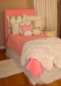 Velvet Sparkle Girls Bedding Collection