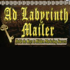 The Ad Labyrinth Mailer has six paid memberships but only the Gold and Emerald levels are currently featuring this Founder opportunity.