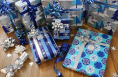 gift wrap, gift wrapping, wrapping, gifts, Christmas, Christmas gifts