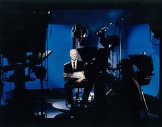 Max Headroom was ostensibly a computer-generated character, but Rocky Morton and Annabel Jankel knew early on that the technology wasn't there to make that happen. The solution was to place actor...