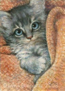 Art by Lynn Bonnette: October 2008