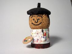 Corkies - Champagne Cork Figurines