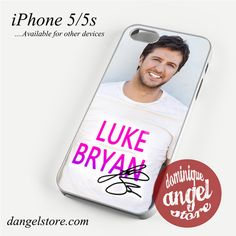 Luke Bryan Phone case for iPhone 4/4s/5/5c/5s/6/6s/6 plus