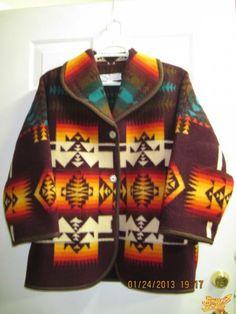 Cowgirl Western Wear, Pendleton Coat, T Dress, Sales Image, Pow Wow, Southwestern Style, Cherokee, Boho Chic, Style Me