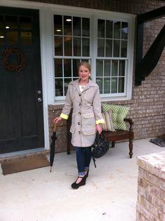 shereigns 'catherine' coat  kate spade black handbag  dee keller mary jane    www.acupoflindsayjo.com