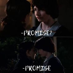 Promise? Promise