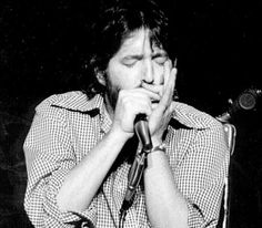 Paul Butterfield, founder of the Paul Butterfield Blues Band.