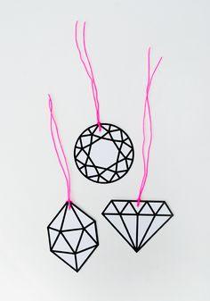 printable halftone wrap & graphic gems // by minieco