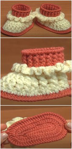 Crochet Fast And Simple Baby Shoes Crochet Doll Pattern, Crochet Toys Patterns, Stuffed Toys Patterns, Crochet Dolls, Crochet Yarn, Knitting Patterns, All Free Crochet, Crochet Cross, Love Crochet