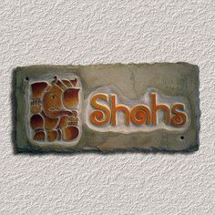 Engrave offers you India's largest collection of slate rock name plates designs online. With name plate designs, we've served more than 1 lac+ homes across 250 cities in India.