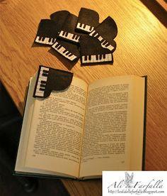 ALI DI FARFALLA - piano  bookmark