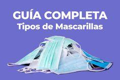 En esta guía te enseñamos los tipos de mascarillas sanitarias que hay según la Guía Oficial del Ministerio de Consumo, con las principales diferencias y características que tienen cada una. Gym Bag, Blog, Duffle Bags, Blogging