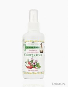 Aktywne serum ziołowe na porost włosów - 150 ml