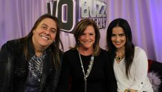 Samantha Paris - Founder of Voicetrax SF in Sausalito, CA, Samantha brings her class and charm to VO Buzz Weekly with Chuck and Stacey