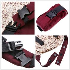Multi-function Front And Back Baby Infant Sling Carriers