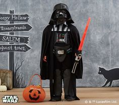 Star Wars™ Darth Vader™ Costume   Pottery Barn Kids