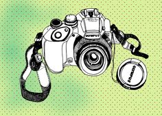 An Olympus camera by remizova, via Flickr