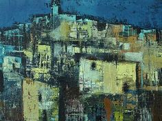 Old Quarter by Irish Contemporary Artist Cormac O'LEARY