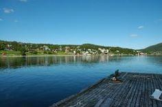 Gibostad, Senja. My home town in northern Norway.