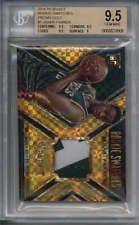 JABARI PARKER 2014/15 SELECT BGS 9.5 RARE GOLD PRIZMS ROOKIE PATCH #09/10 C9355