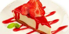 Cheesecake alla fragola   Marca Trevigiana