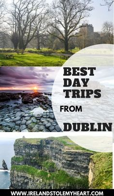 Best Day Trips from Dublin***** Ireland | Dublin | Things to do in Dublin | Dublin Guide | Dublin Day Trips | Northern Ireland | Cliffs of Moher | Giants Causeway | Galway | Blarney Stone | Ireland on a budget | Solo travel Ireland | Backpacking Ireland #irelandtravel by florence