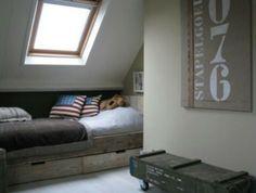 Stoere kamer