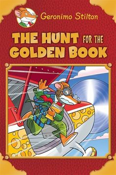 The Hunt for the Golden Book (for D)