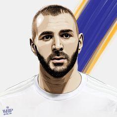 Soccer Drawing, Neymar Jr, Real Madrid, Liverpool, Football, Cartoon, Drawings, Illustration, Sports