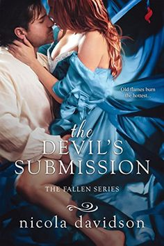 The Devil's Submission by Nicola Davidson - Smart Bitches, Trashy Books